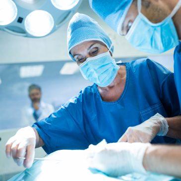 โภชนาการบำบัดของผู้ป่วย ก่อน-หลังการผ่าตัด